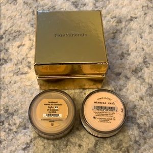 NEW BareMinerals Foundation & Mineral Veil